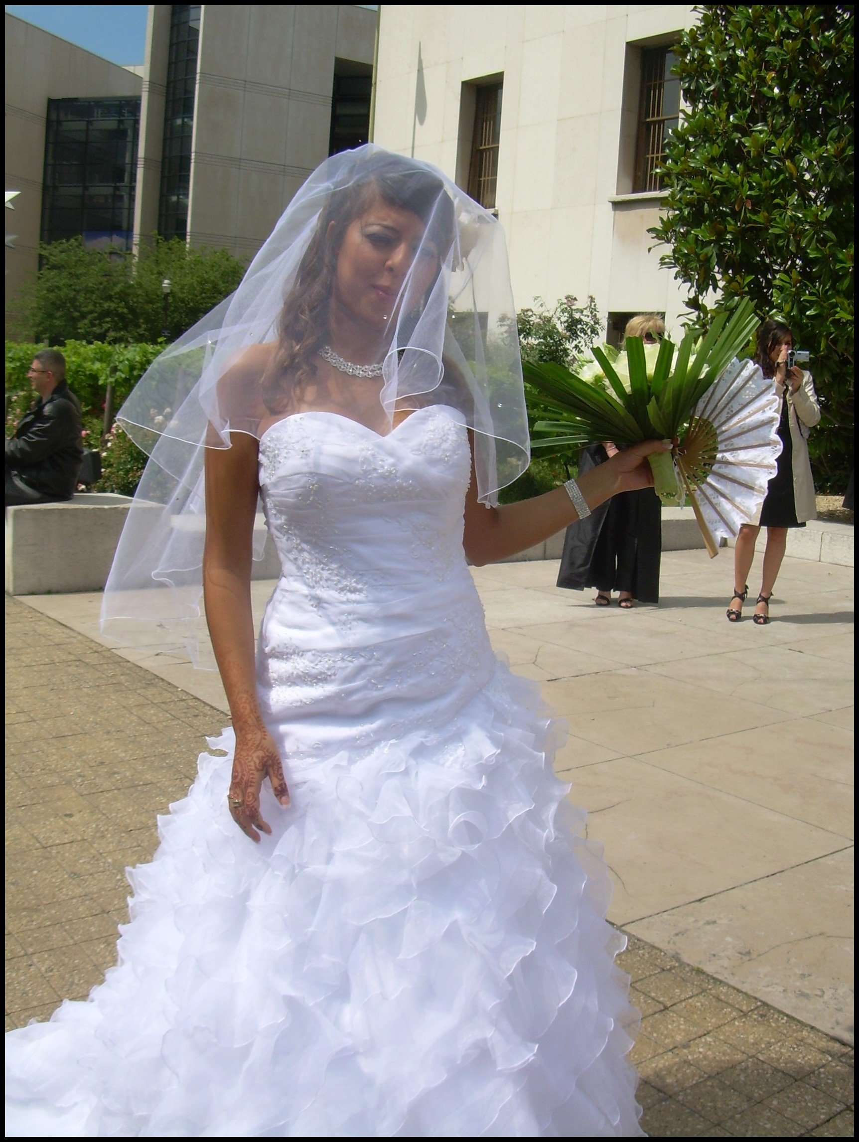 louer une robe de mari e peinture